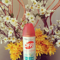 OFF! FamilyCare Insect Repellent I (Smooth & Dry) 4 oz uploaded by Hannah G.