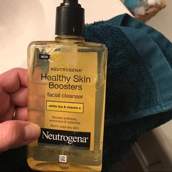 Photo of Neutrogena Healthy Skin Boosters Cleanser, 9 Fluid Ounce uploaded by Stephanie E.