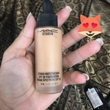 MAC Studio Face and Body Foundation uploaded by Madeline D.