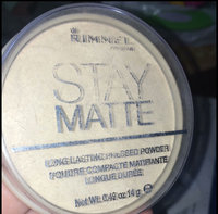 Rimmel London Stay Matte Pressed Powder uploaded by Savannah F.