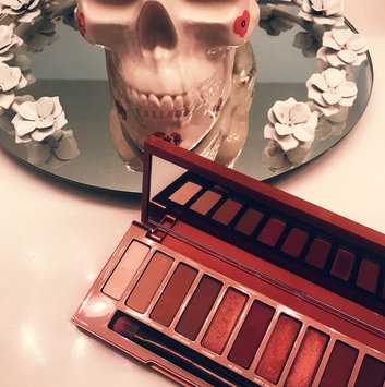 Urban Decay Naked Heat Eyeshadow Palette uploaded by Darlene M.