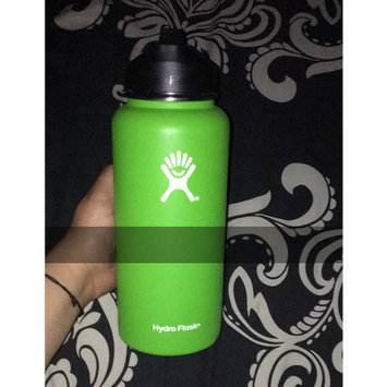 Photo of Hydro Flask Insulated Wide Mouth Stainless Steel Water Bottle, 32-Ounce [] uploaded by Christina B.