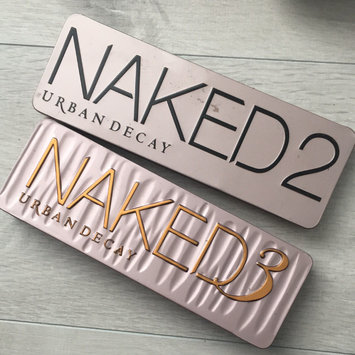 Urban Decay NAKED3 Eyeshadow Palette uploaded by Georgia R.