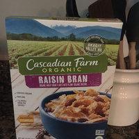 Cascadian Farm Organic Raisin Bran Cereal uploaded by D B.
