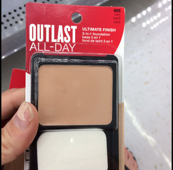 COVERGIRL Outlast All-Day Ultimate Finish 3-in-1 Foundation uploaded by Rachel J.