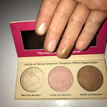 the Balm - the Manizer Sisters Luminizers Palette uploaded by April S.