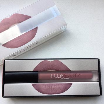 Huda Beauty Liquid Matte Lipstick uploaded by Yulia K.