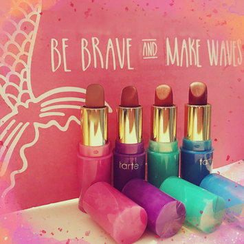 Photo of tarte Limited-Edition Mermaid Kisses Lipstick Set uploaded by Crystal B.