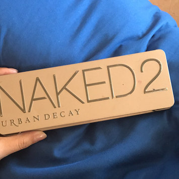 Urban Decay Naked2 (Naked 2) Palette (Just The Palette, no mini lipgloss included) uploaded by Lisette O.