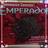 Gamesa Emperador Chocolate Creme Sandwich Cookies, 14.34 oz (Pack of 12) uploaded by Silvia C.
