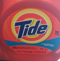 Tide Clean Breeze Scent Liquid Laundry Detergent uploaded by TessaWilliam E.