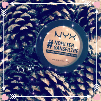 NYX Cosmetics #NoFilter Finishing Powder uploaded by Julia S.