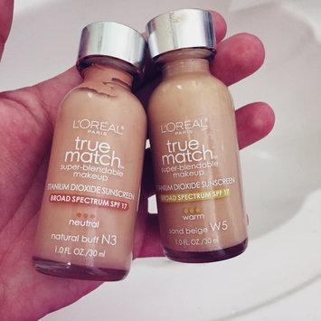 L'Oréal True Match Super-Blendable Makeup uploaded by Vane G.