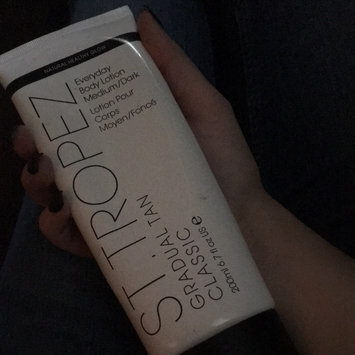 Photo of St. Tropez Tanning Essentials Gradual Tan Classic Everyday Body Lotion Medium/Dark uploaded by Haley E.