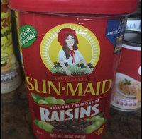 Sun-Maid Natural California Raisins uploaded by Julia V.