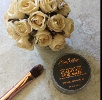 SheaMoisture African Black Soap Clarifying Mud Mask uploaded by Liliana P.