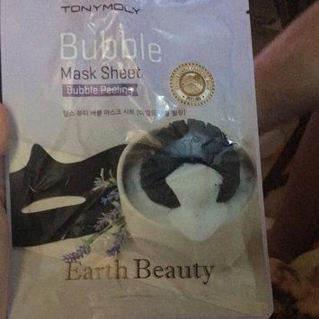 Tony Moly Bubble Mask Sheet uploaded by Kyla K.
