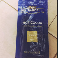 Ghirardelli Hot Cocoa with Chocolate Chips Pouch Just Add Water uploaded by Katherine V.