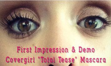 COVERGIRL Total Tease Mascara uploaded by Jessica N.