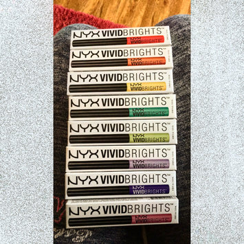 NYX Cosmetics Vivid Brights Eye Liner uploaded by Bethannie C.