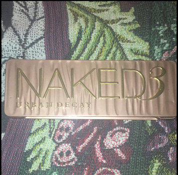 Urban Decay NAKED3 Eyeshadow Palette uploaded by Abigayle D.