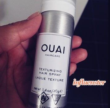 Photo of OUAI Texturizing Hair Spray uploaded by Mookie S.