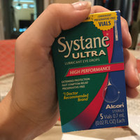 Alcon Systane Ultra High Performance Preservative-Free Lubricant Eye Drop Vials 24-ct. uploaded by Allison K.