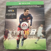 Microsoft Xbox One 1TB EA Sports FIFA 16 Bundle in Black uploaded by Melissa D.