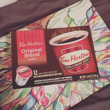 Photo of Tim Hortons Original Single Serve K-Cups uploaded by Dianna W.