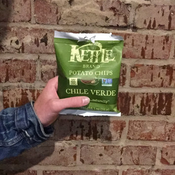 Photo of KETTLE BRAND®Potato Chips Chile Verde uploaded by Dylan B.
