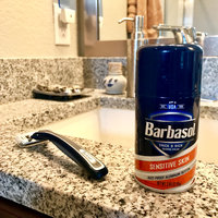 Barbasol® Sensitive Skin Thick & Rich Shaving Cream uploaded by Clint C.