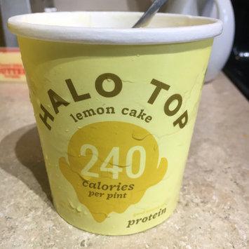 Photo of Halo Top Lemon Cake Ice Cream uploaded by Kaihla C.
