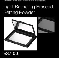 NARS Light Reflecting Pressed Setting Powder Translucent Crystal uploaded by Sophie V.