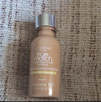 L'Oréal True Match Super-Blendable Makeup uploaded by Nicole P.