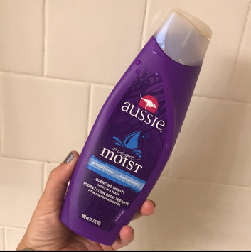 Aussie® Mega Moist Conditioner uploaded by Chloe R.