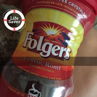 Folgers Instant Coffee Crystals Classic Roast uploaded by Wendy C.