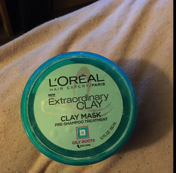 L'Oréal Extraordinary Clay Pre-Shampoo Treatment  Mask uploaded by Kim W.