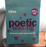 bliss poetic waxing kit uploaded by Kristin E.
