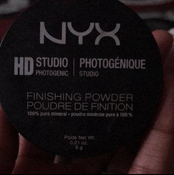 NYX Cosmetics Studio Finishing Powder uploaded by Terri M.