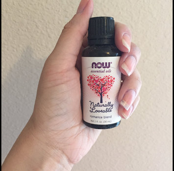 Photo of NOW Essential Oils Naturally Loveable Romance Blend, 1 fl oz uploaded by Katherine V.