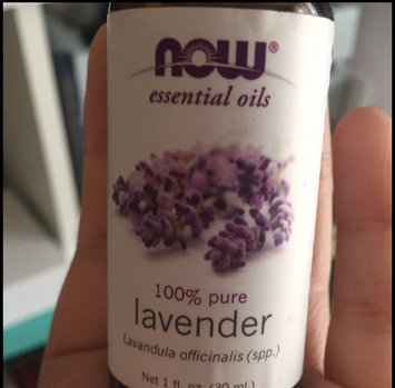 Photo of NOW Foods - Lavender Oil - 4 oz. uploaded by Talia R.