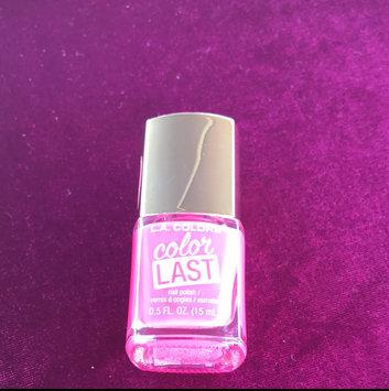 Beauty 21 Cosmetics CNP613 0.44 fl oz LA Colors Craze Nail Polish Beach Vivid uploaded by Kristavel F.