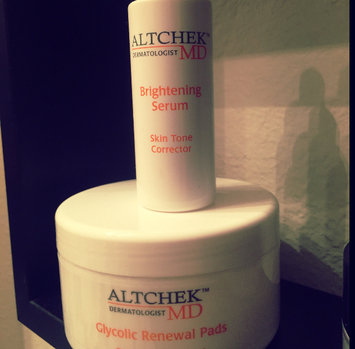 Photo of Altchek MD - Brightening Serum Skin Tone Corrector - 1 oz. uploaded by Whenyousayitlikethat s.