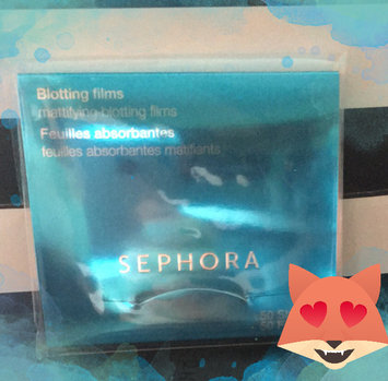 Photo of SEPHORA COLLECTION Blotting Papers Natural Vitamins C+E 50 Sheets uploaded by Carolina K.