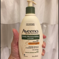 Aveeno® Daily Moisturizing Lotion With Broad Spectrum SPF 15 uploaded by Katherine V.