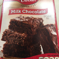 Betty Crocker™ Milk Chocolate Brownie Mix uploaded by Mimi F.