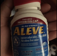 Aleve Liquid Gels Easy Open Arthritis Cap uploaded by Maria G.