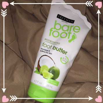 Photo of Freeman Bare Foot Butter Cream, Lime + Coconut uploaded by Anna V.