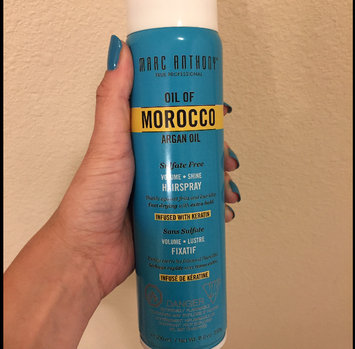 Marc Anthony True Professional Oil of Morocco Argan Oil Hair Spray uploaded by Katherine V.
