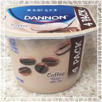 Dannon Lowfat Yogurt Coffee uploaded by Elle D.